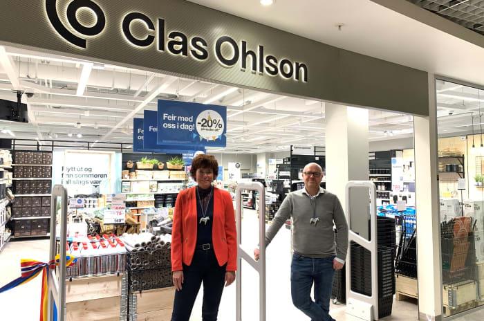 Clas Ohlson åpner butikk på Holmlia Senter