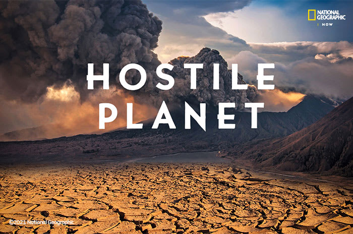 Hostile Planet - NatGeo Channel