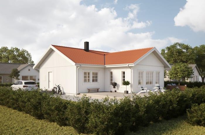 ett viss hus från Smålandsvillan