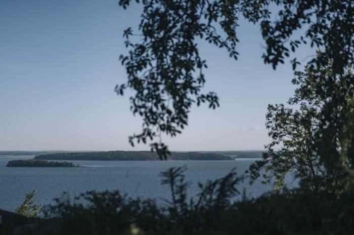 Områdesbild på Torsviken