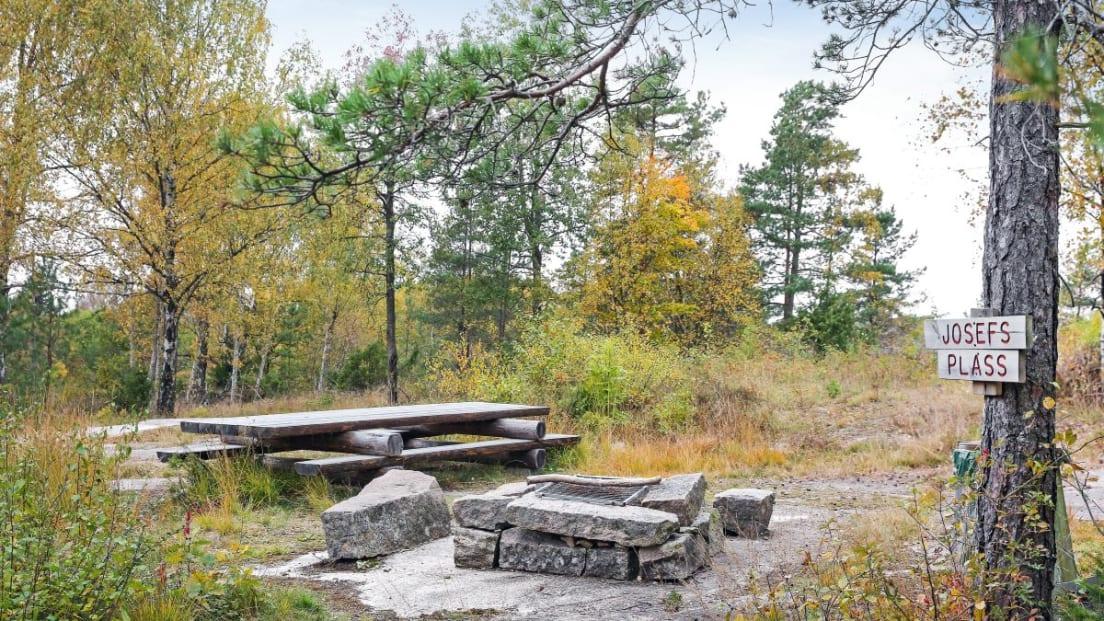 Fine turområder i Begbyåsen