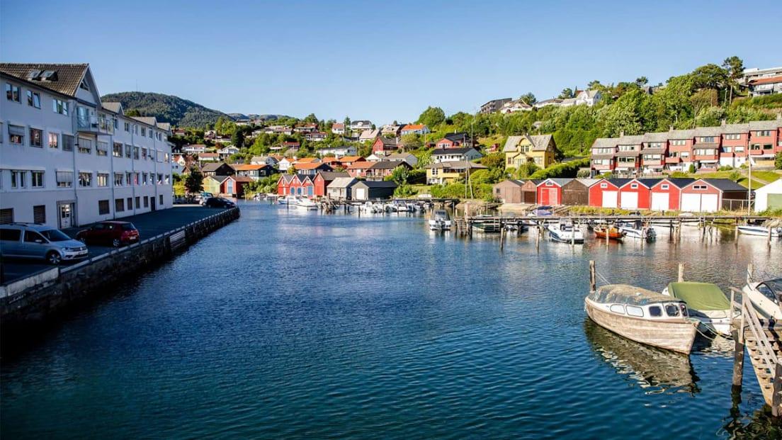 Bilde fra Osøyro