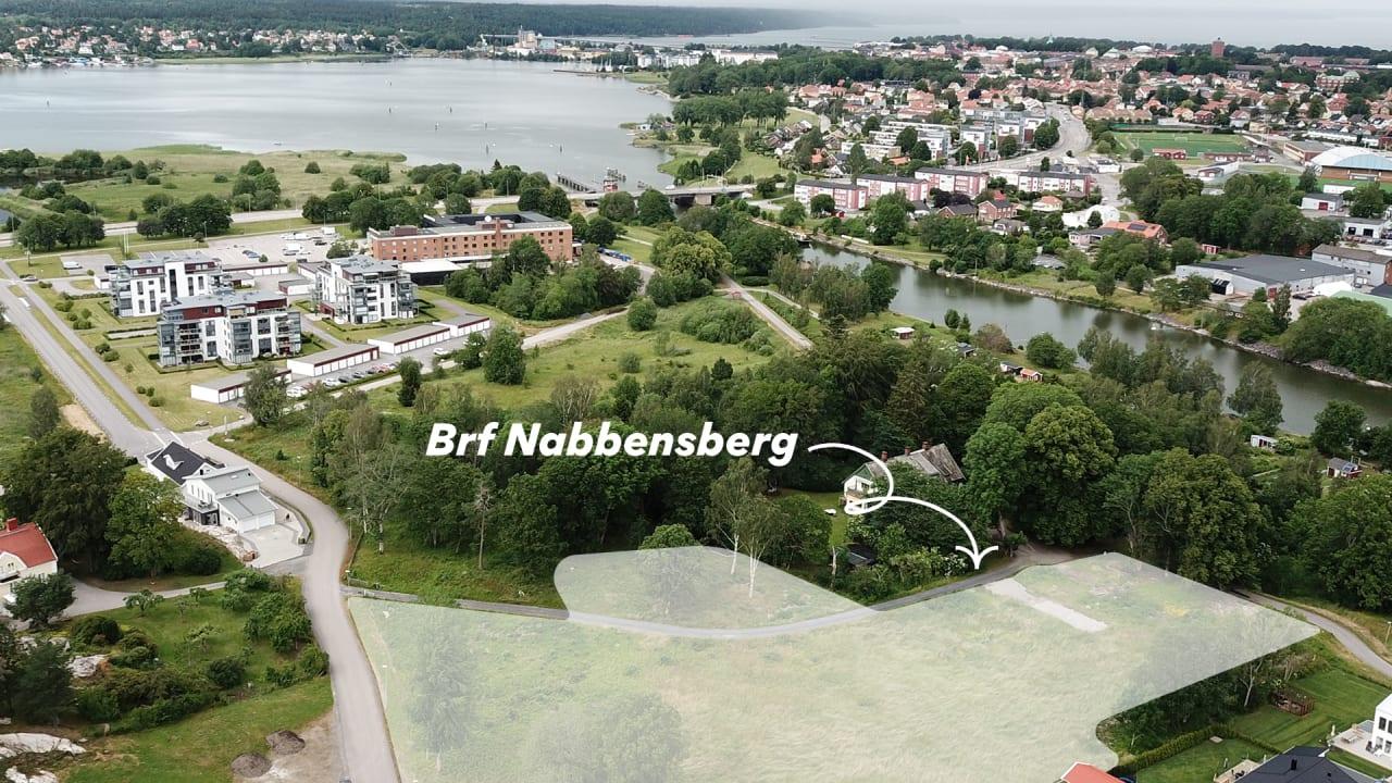 tomtvisning Brf Nabbensberg