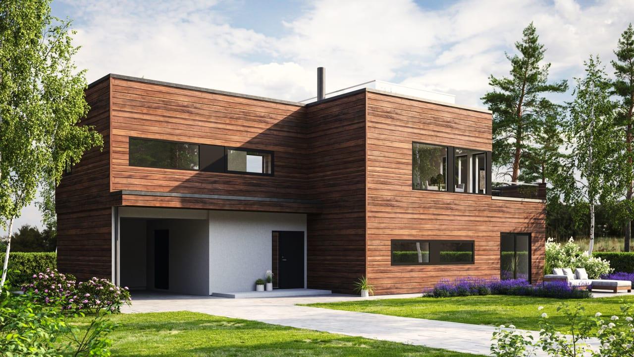 Bygge-arkitekttegnet-hus