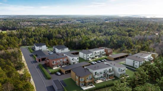 Prosjektside for Begbyåsen i Fredrikstad
