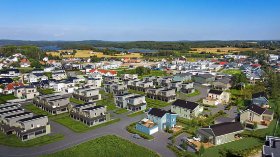 Prosjektside for Bjørnstad