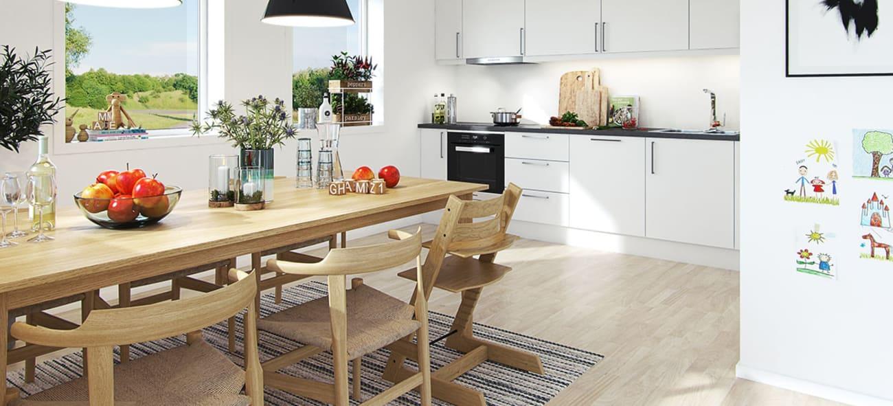 Moderne kjøkken fra HTH