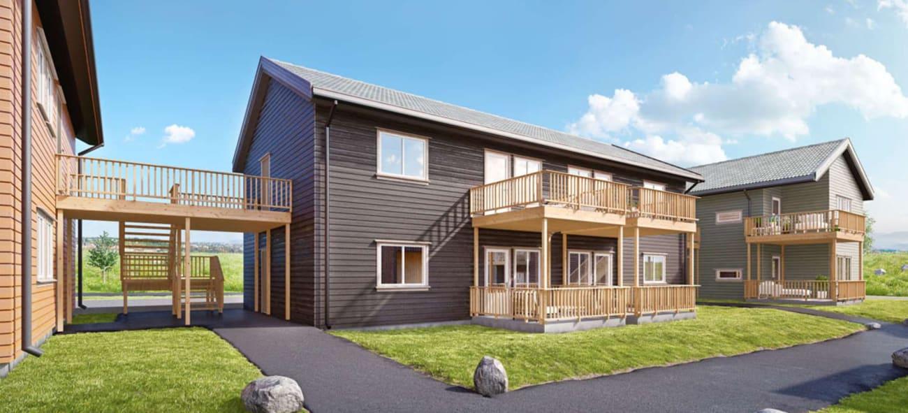Fastpris på alle nye boligprosjekter