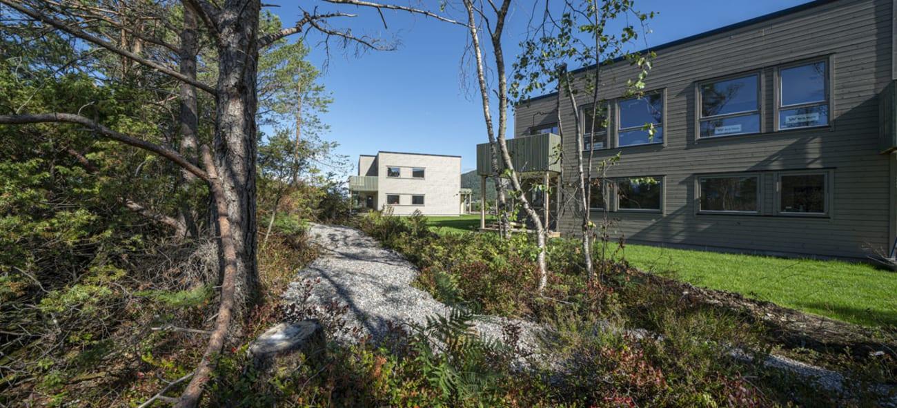 Artikkel om boligene på Fjordsyn