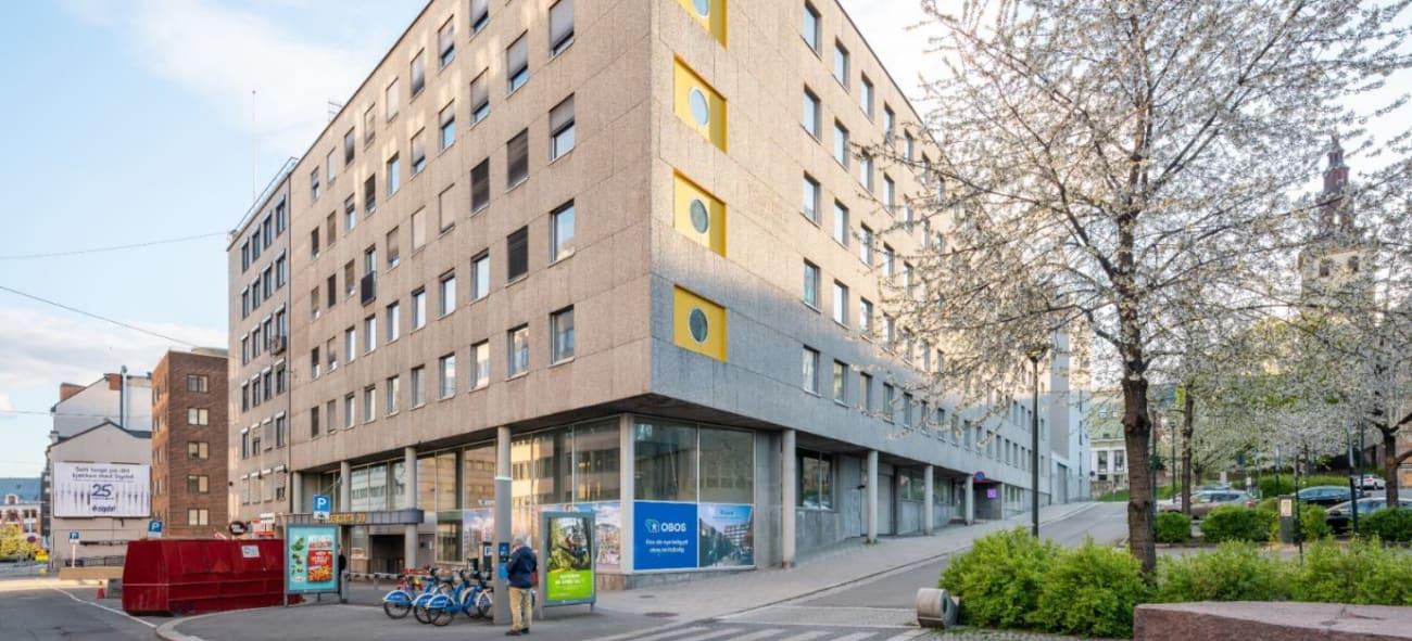 Bilde av Møllergata 39 utendørs