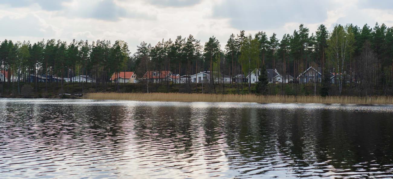 En sjö i vaggeryd