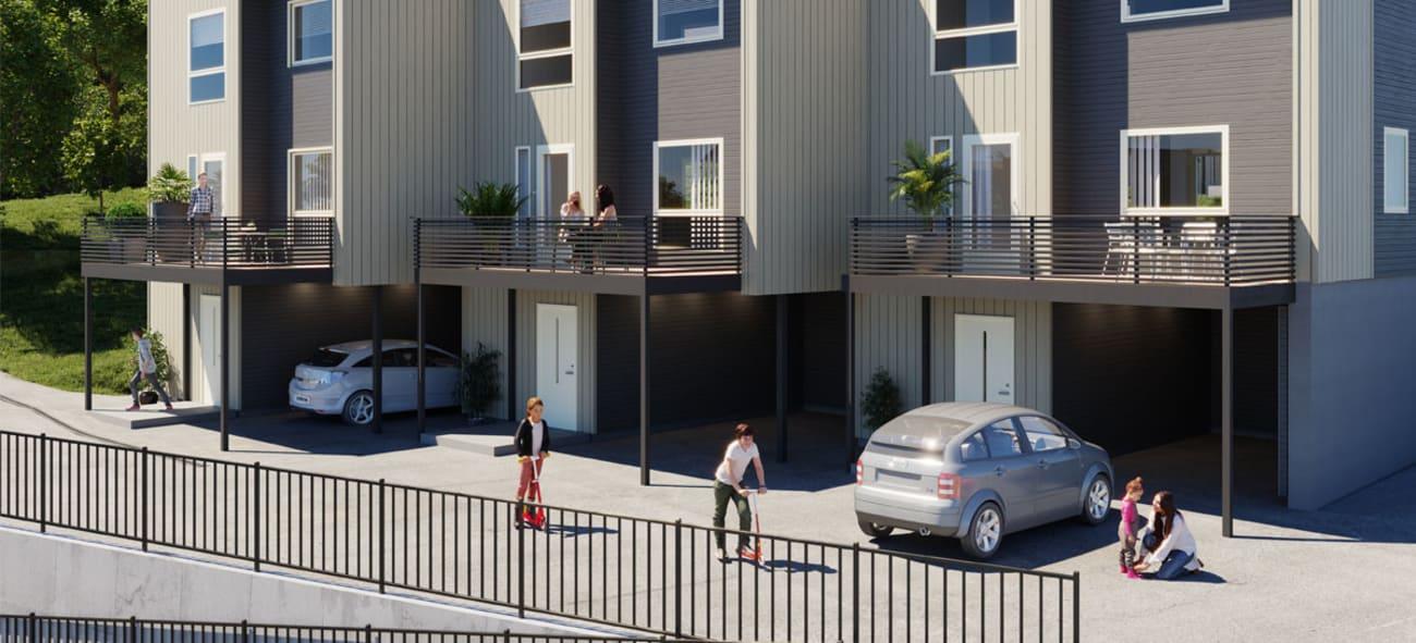 Artikkel om boligene i Osstølen