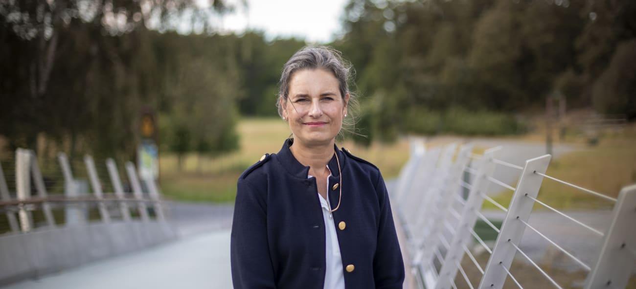 Sofia Ljungdahl på OBOS
