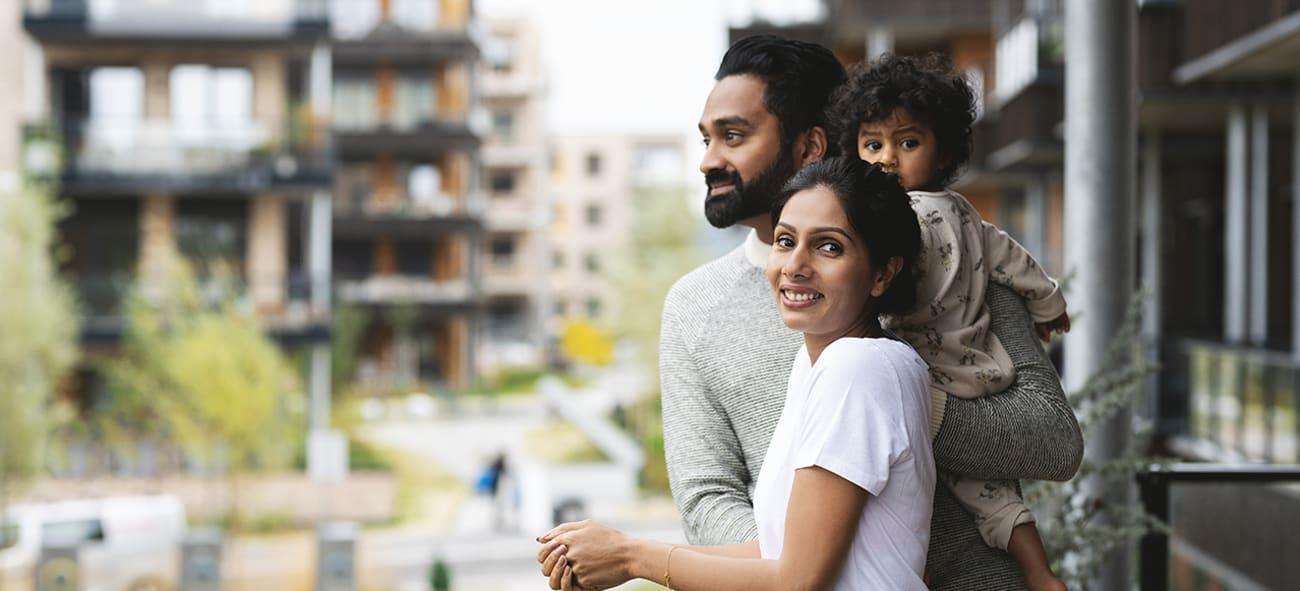 Bilde av en familie