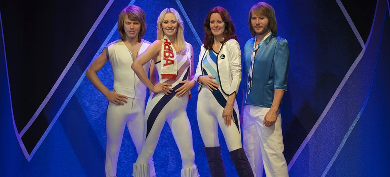 popgruppen ABBA