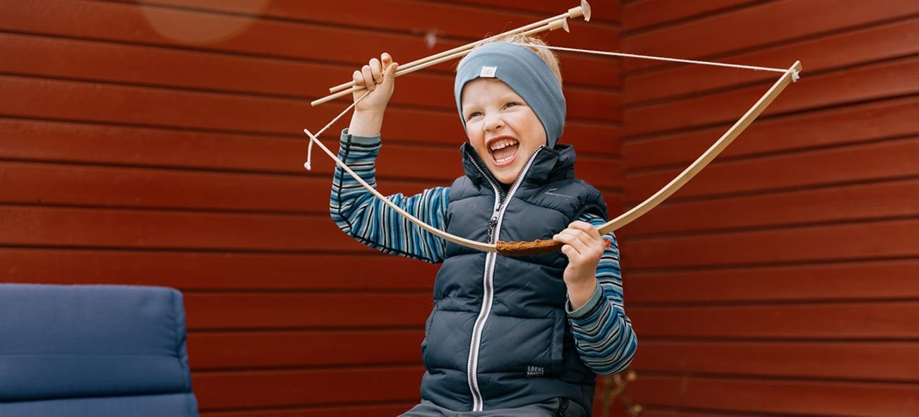 Foto av Olav Gabrielsen Brovold, hverdagshelt i OBOS