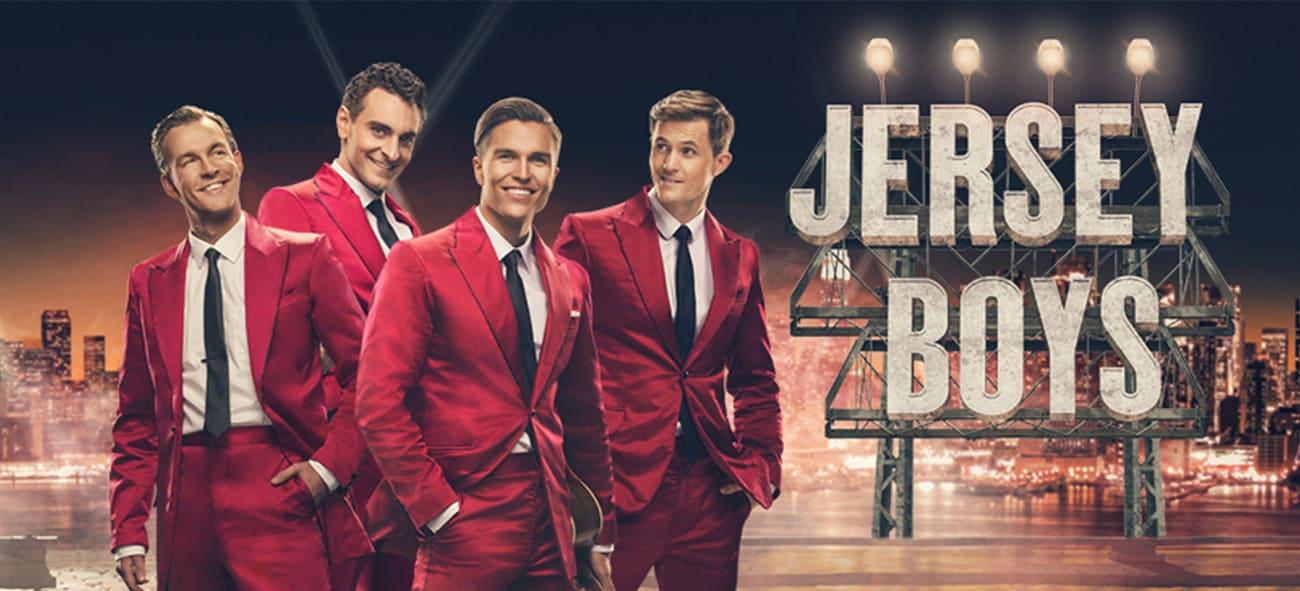 OBOS medlemsfordel på forestillingen Jersey boys