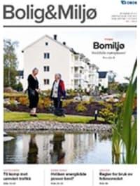 Forsiden av Bolig & Miljø nr. 4 2019