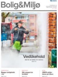 Forsiden av Bolig & Miljø nr. 3 2017