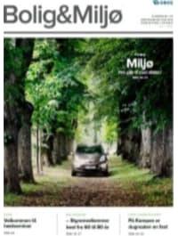 Forsiden av Bolig & Miljø nr. 4 2016