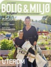 Forsiden av Bolig & Miljø nr. 2 2016