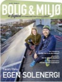 Forsiden av Bolig & Miljø nr. 6 2015