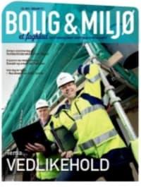 Forsiden av Bolig & Miljø nr. 3 2015