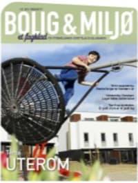 Forsiden av Bolig & Miljø nr. 2 2015