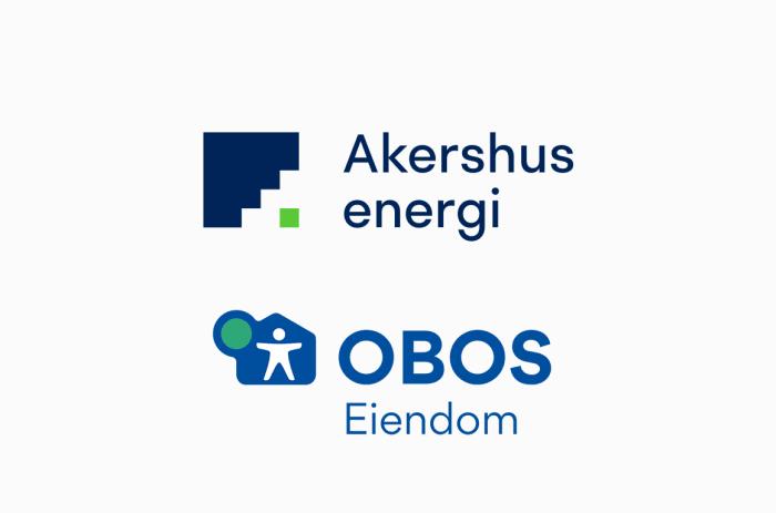 Obos Eiendom samarbeid med Akershus Energi