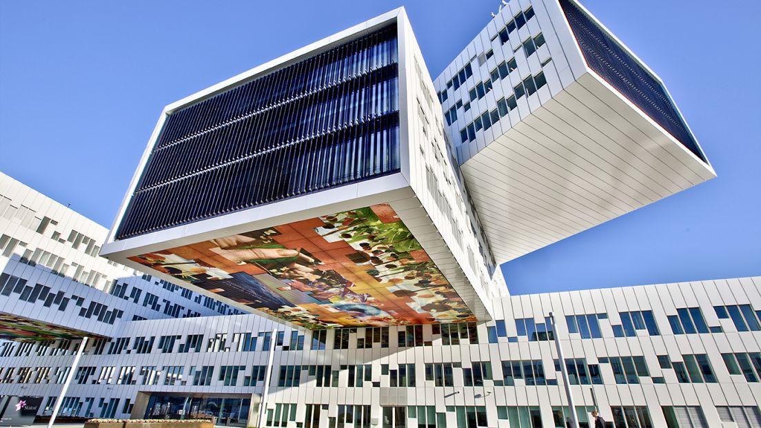 Bilde av arbeidsplass på Fornebu