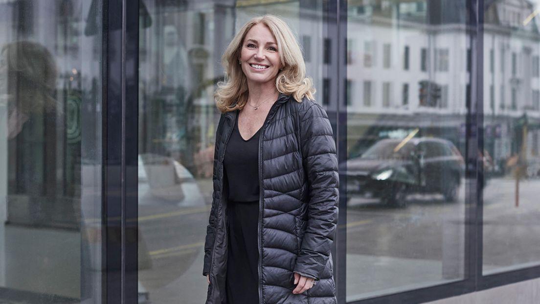 Anna Clara Dettner på OBOS