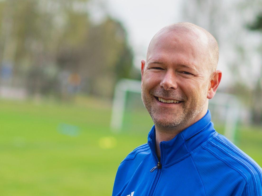 Fotbollstränare Matias I Vaggeryd