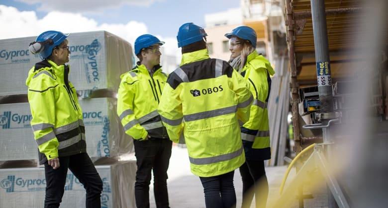Lediga jobb inom OBOS i Norge