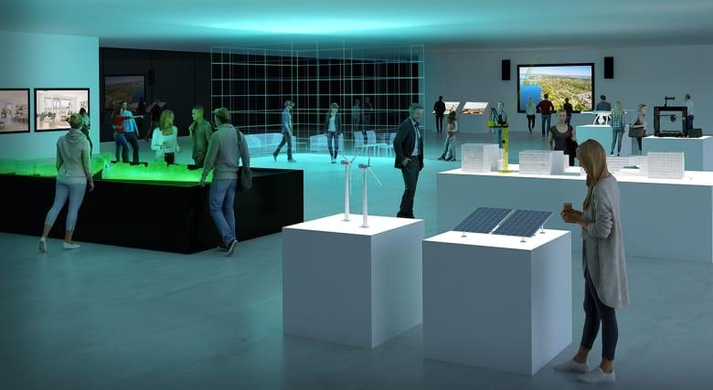 Construction City – en arena for innovasjon og kunnskapsformidling