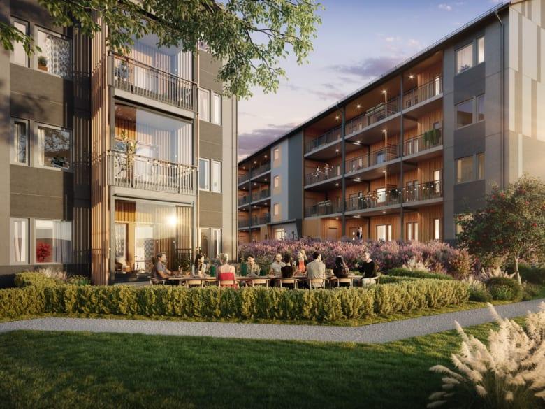 Succé i Norge – nu lanseras unik bostadskö i Sverige