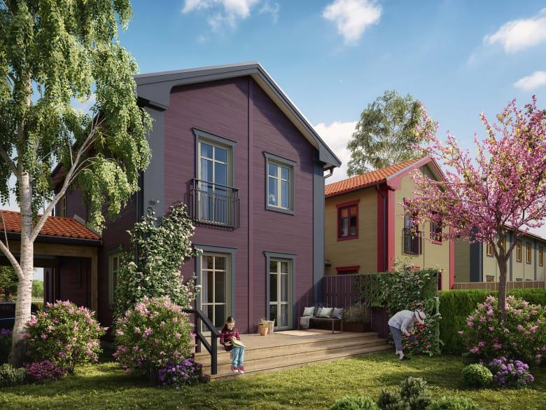 Ett allt mer populärt sätt att bygga bra bostäder