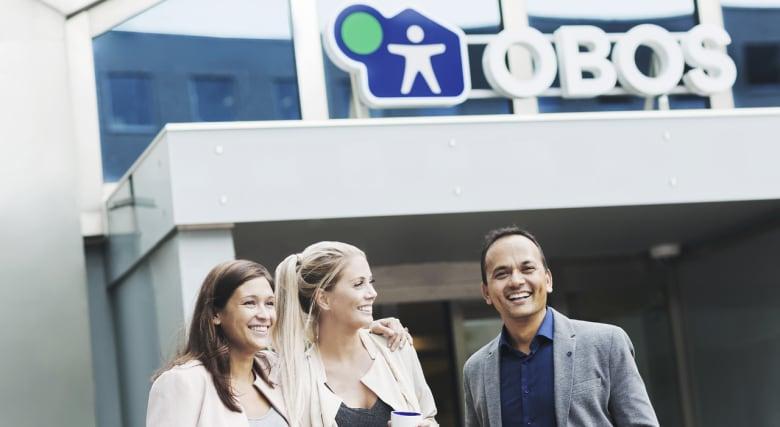 Investorinformasjon for OBOS-banken og OBOS Boligkreditt