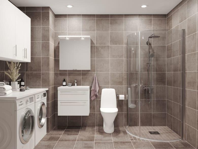 Skapa lugn i vardagen med rätt badrum