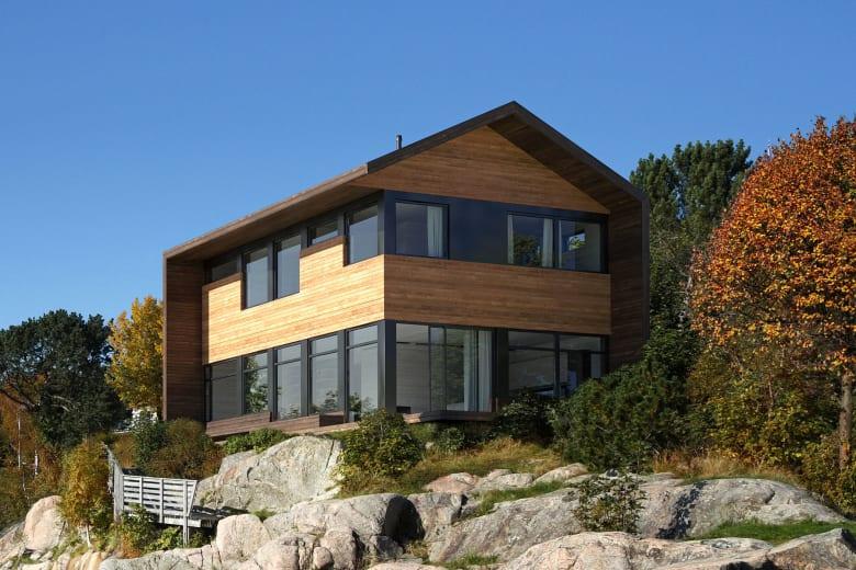 Osp - en funksjonell og energieffektiv bolig