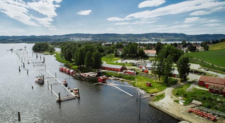 Fetsund – en landlig perle 20 minutter fra bylivet i Oslo