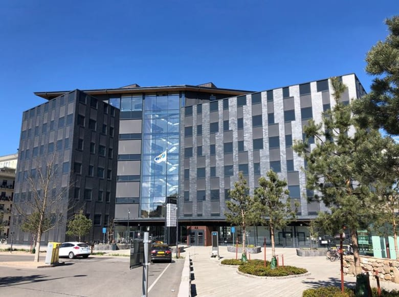 Moderna kontor i centrala Växjö