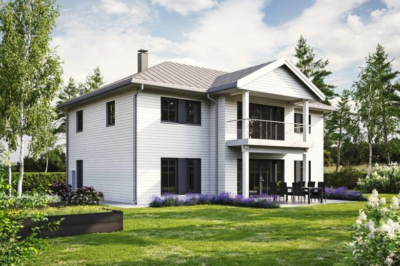 Gokstad - et romslig og herskapelig hus