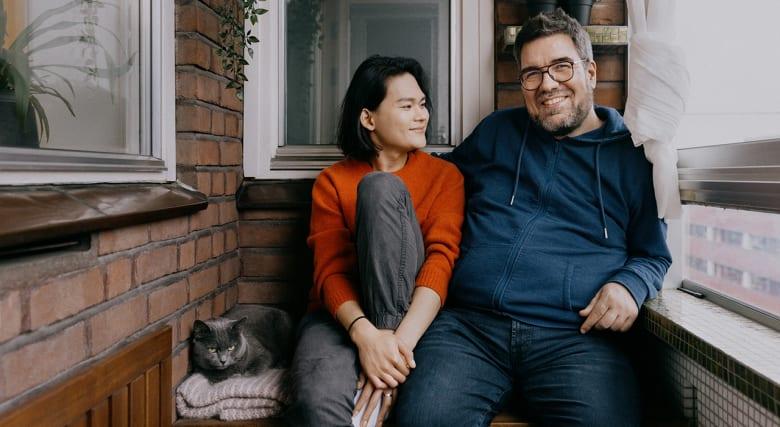 Karl og Max fikk boligdrømmen oppfylt med OBOS Bostart