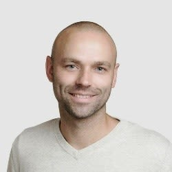 Bilde av Espen Nygård hos Radonmannen