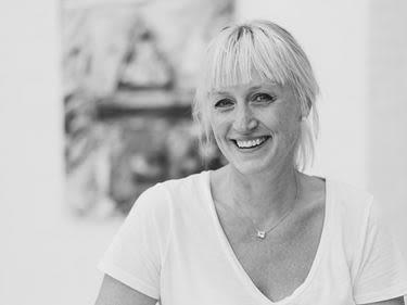 Karin Letterblad, grafisk formfivare och inredare på OBOS