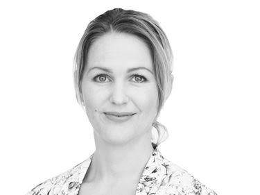 Johanna Udd, kundansvarig på OBOS