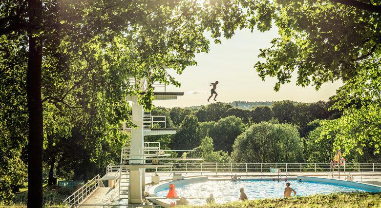 Bo fantastisk mellom Frognerparken og bypulsen