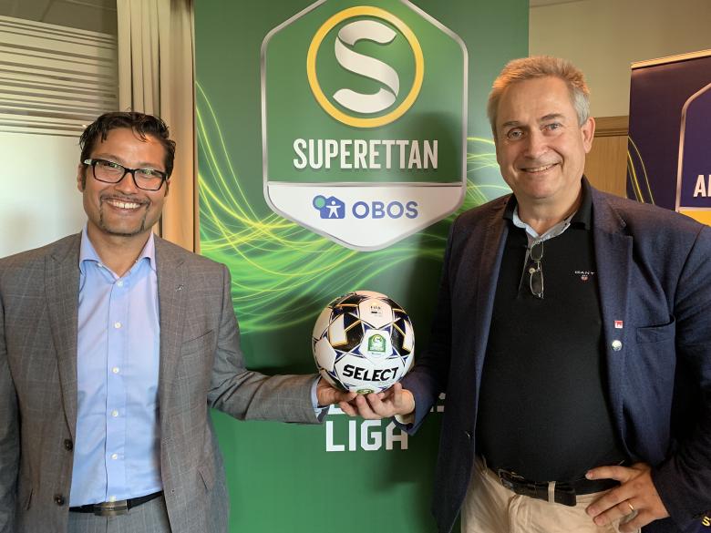 OBOS engagemang i svensk fotboll