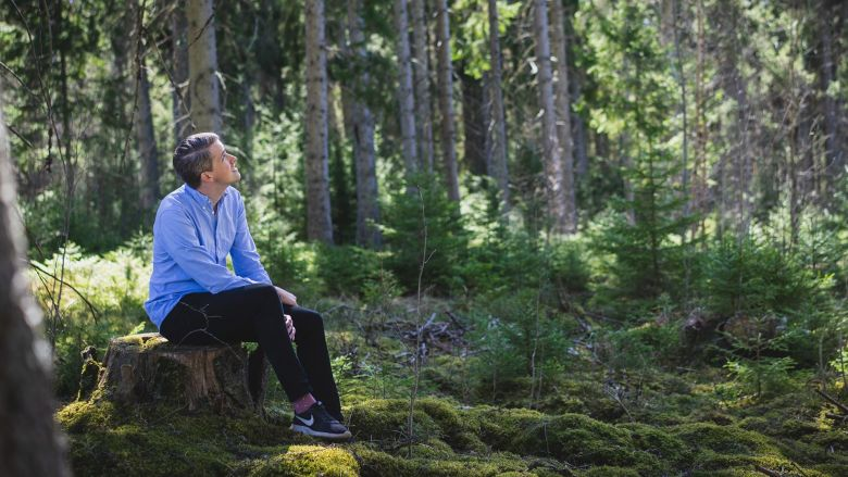 Föredrar du skogens sus eller vattnets brus?