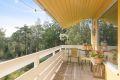 Sydvestvendt balkong med gode solforhold